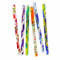 """Wand, jumbo, spiral, costume accessory, swirling color, bright specks of glitter, 12"""""""