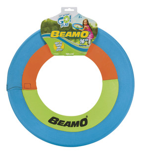 Beamo, disk, flying, outdoors, foam, spandex, lightweight