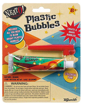 Plastic bubble, toy, blow, retro toy