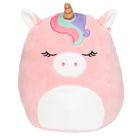 unicorn bangs squishmallow