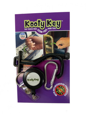 kooty key, germ free tool, germ free key