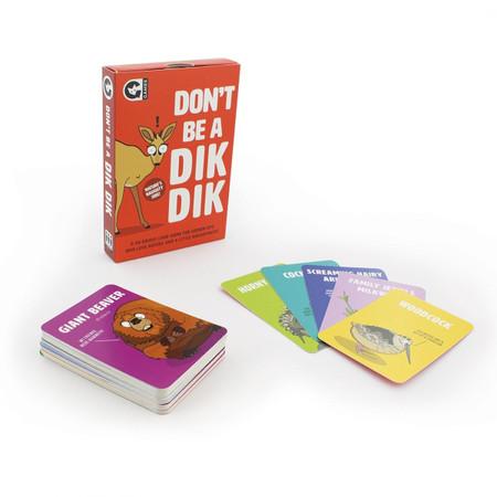 don't be a dik dik game