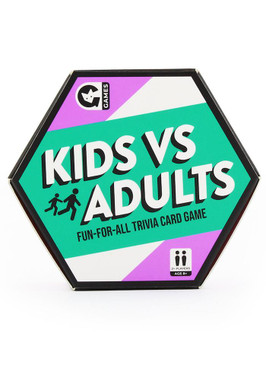 kids vs. adults trivia game