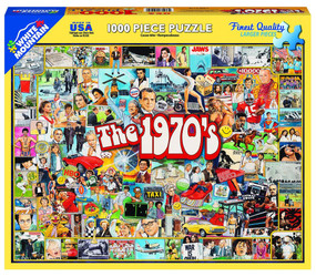 the 1970's puzzle , seventies puzzle