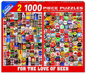 for the love of beer 1000 piece puzzle