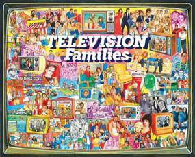 television families 1000 piece puzzle