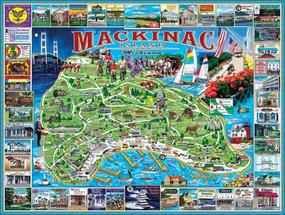 mackinac island 1000 piece puzzle