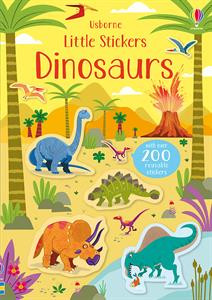 Little Stickers Dinosaurs, kids