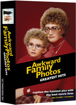 awkward family photos greatest hits game