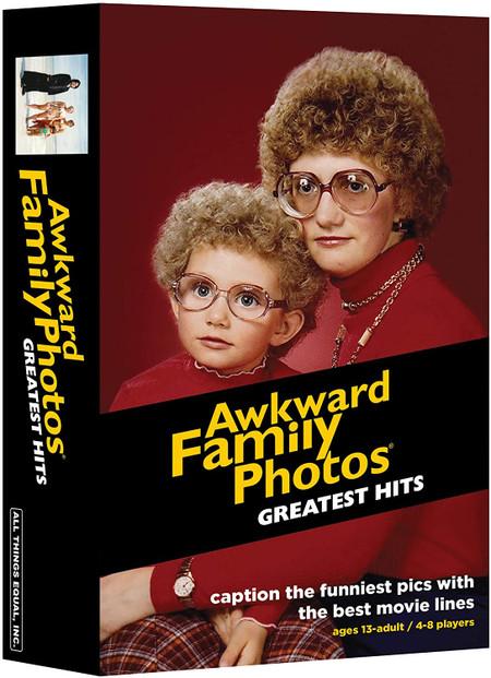 awkward family photos greatest hits game