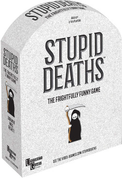 stupid deaths game, funny, dark humor, fact or myth