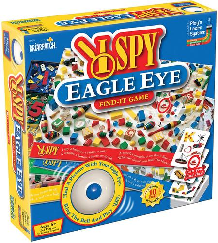 I spy eagle eye game, game