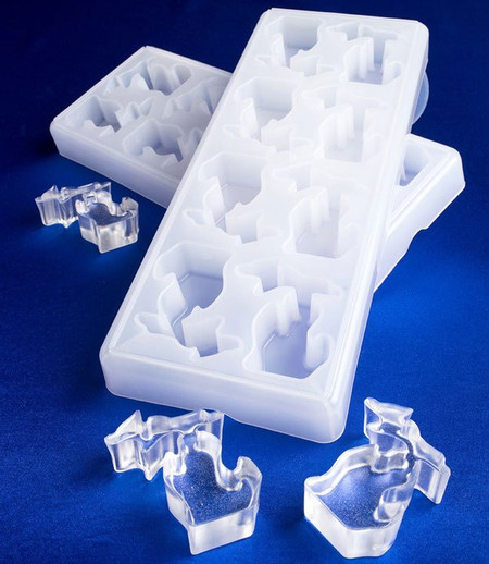 Michigan ice cube trays