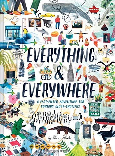 everything & everywhere, front cover