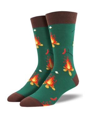 men's campfire socks