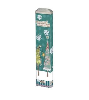 "heartfelt wishes 13"" mini art pole"