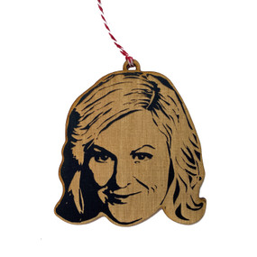amy poehler ornament