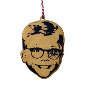 ralphie ornament, Christmas Story