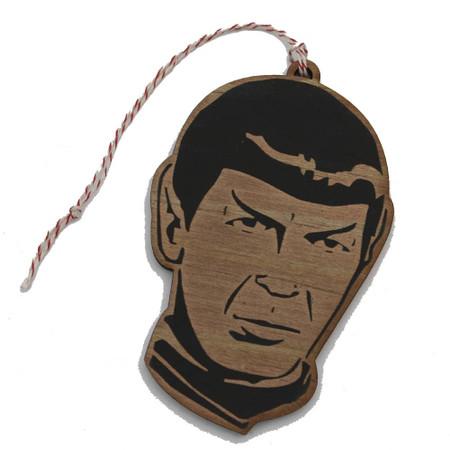 spock ornament, Star Trek