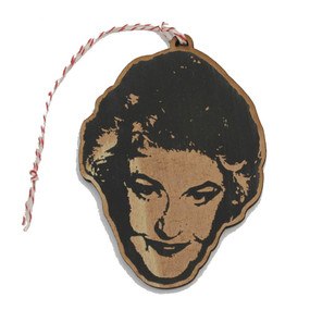 golden girls - bea arthur ornament
