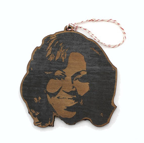 michelle obama ornament, First lady
