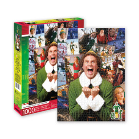 elf collage 1000 piece puzzle