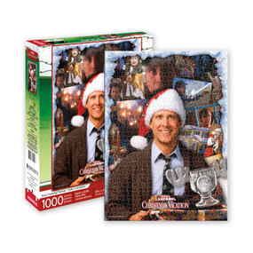 christmas vacation 1000 piece puzzle