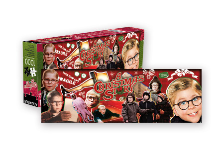 a christmas story 1000 piece puzzle