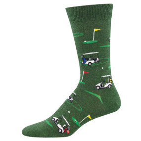 putting around mens crew socks