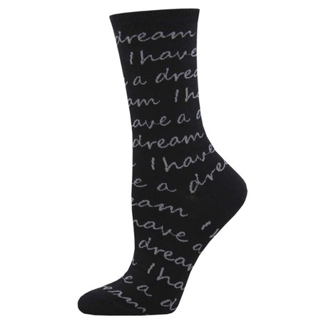 I have a dream womens crew socks