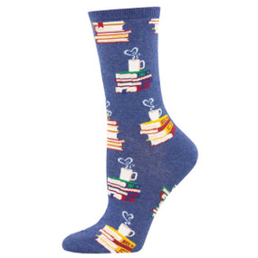 love stories womens crew socks