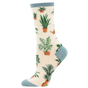 home grown womens crew socks