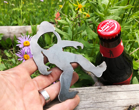 bigfoot yeti bottle opener