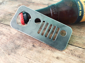 jeep metal bottle opener