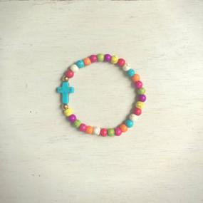 Jesus loves me youth bracelet