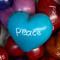 soap stone word heart peace