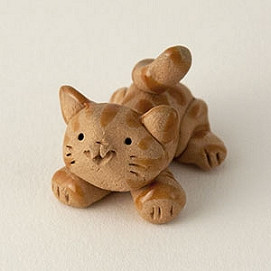 mouser miniature sculpture