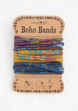sage mustard navy boho bands