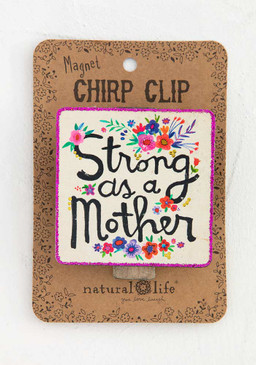 strong as a mother chirp magnet clip