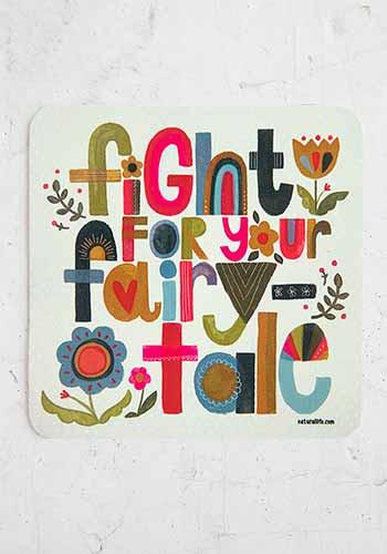 fairytale sticker
