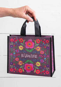 beYOUtiful medium happy bag