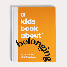 a kids book about belonging