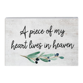 heart heaven sign, sympathy