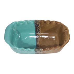 ceramic loaf pan, island oasis