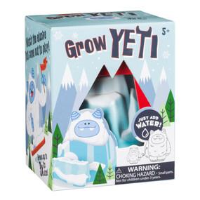 grow yeti, Abominable Snowman