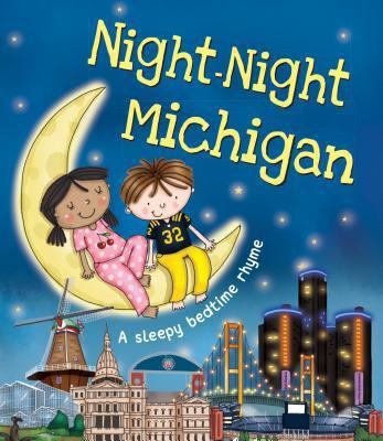 night-night michigan, kid's book