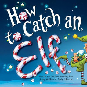 how to catch an elf, children's book