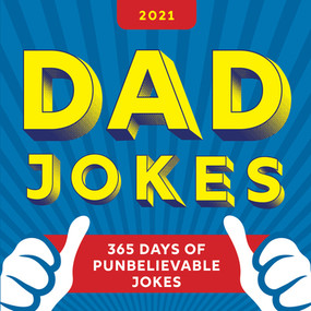 2021 dad jokes boxed calendar