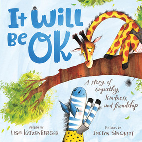 it will be ok, children's book