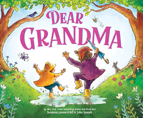 dear grandma, children's book